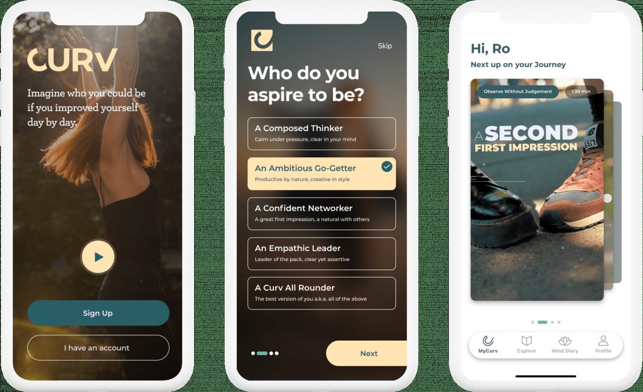 CURV app by Despark