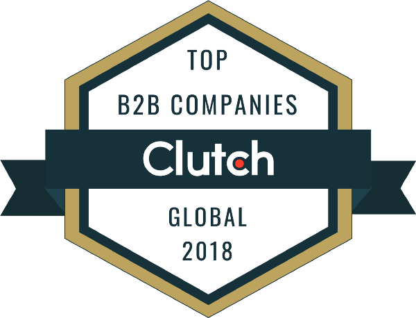 Clutch global leader award