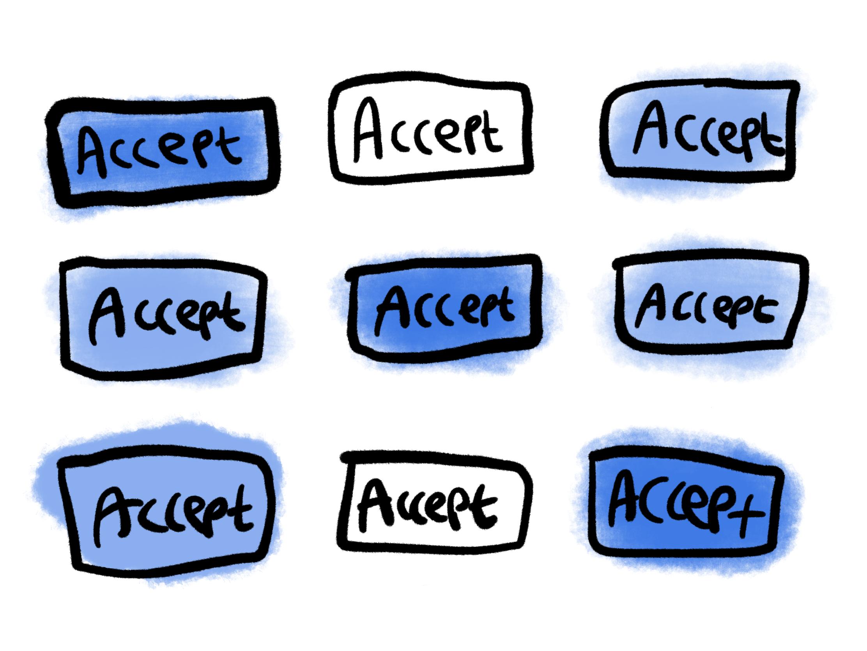 accepting matrix