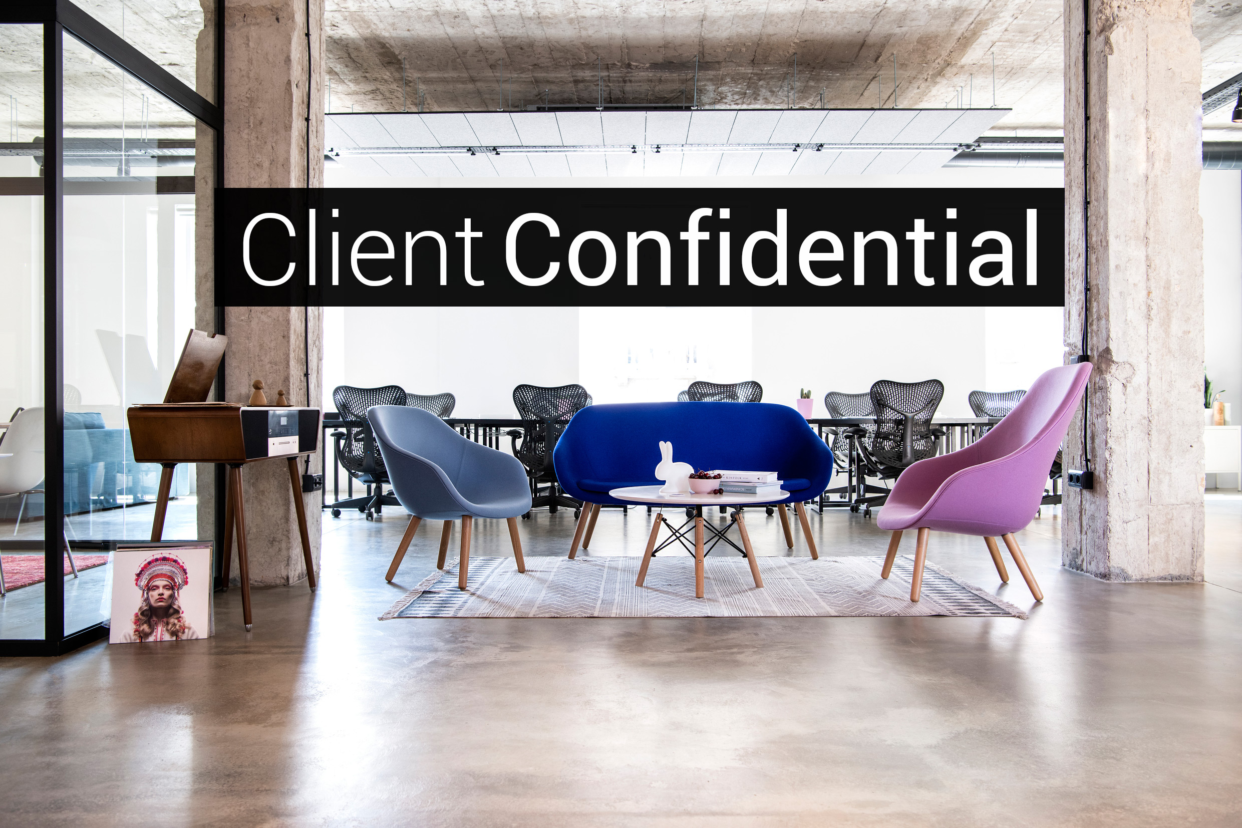 Interviews with past clients - Client Confidential - Despark